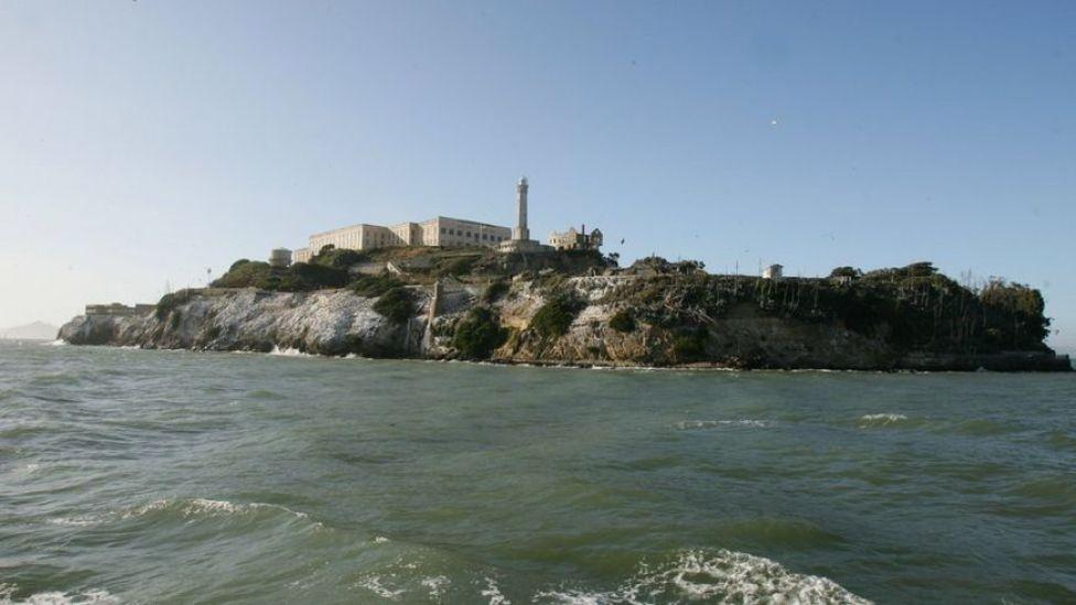 Cárcel de Alcatraz, Estados Unidos.