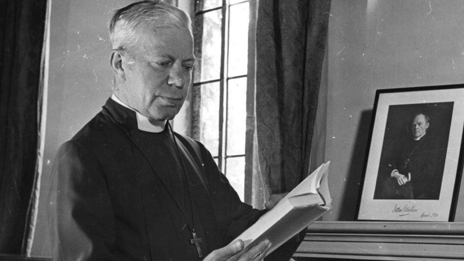Rt Rev George Bell
