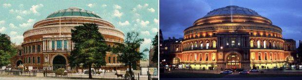 two Albert Halls