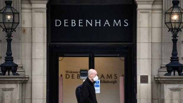 Debenhams, Edinburgh