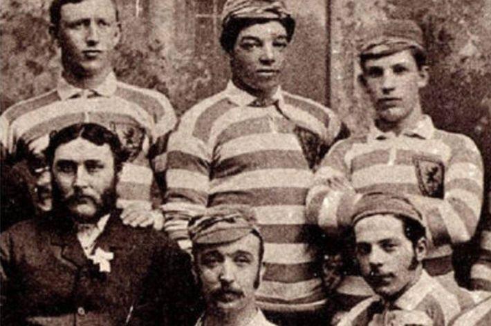 130 Andrew Watson Footballer