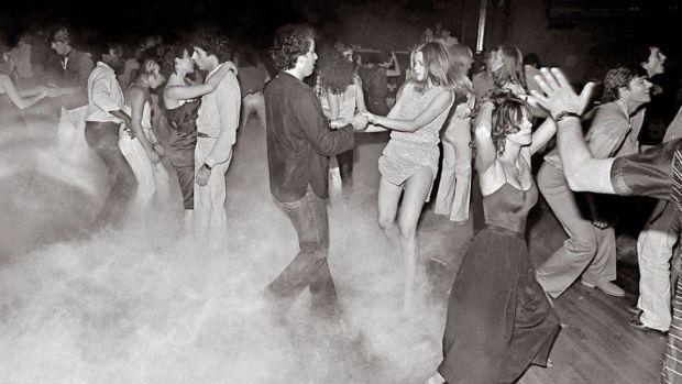 Xenon nightclub in NY in 1979