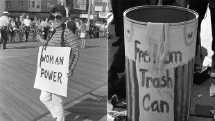 100 Women: The truth behind the 'bra-burning' feminists - BBC News