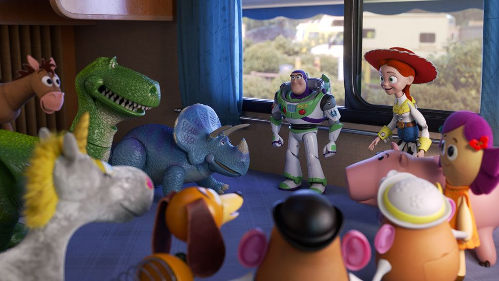Toy Story 4 What Did The Critics Think Bbc News