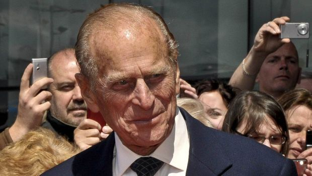 The Duke of Edinburgh appeared at the opening of the fourth session of the Welsh assembly in June 2011, three days before his 90th birthday