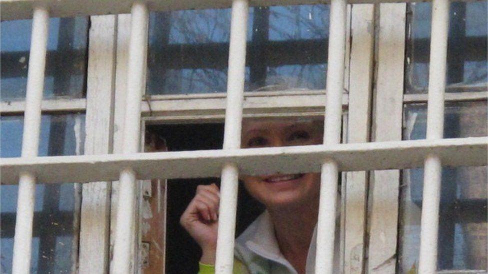 Восени 2011 року Юлію Тимошенко було засуджено до 7 років позбавлення волі
