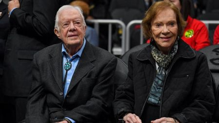 Jimmy Carter In Hospital Following Brain Procedure - BBC News