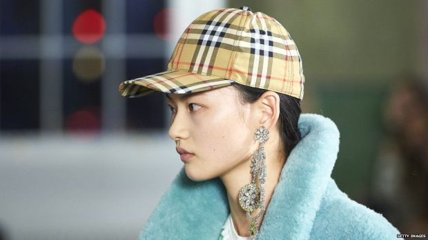 Burberry did see-now, buy-now again this season