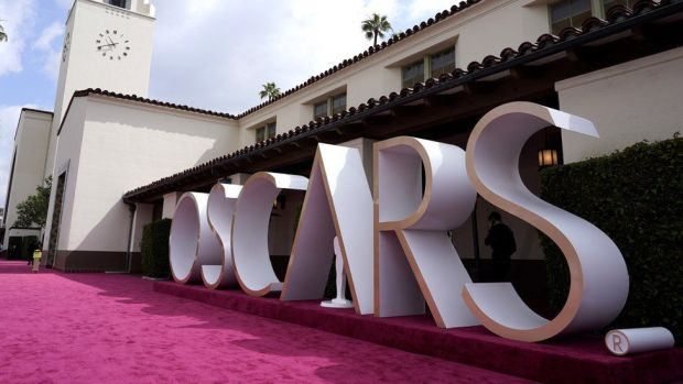 Red carpet of the 93rd Academy Awards