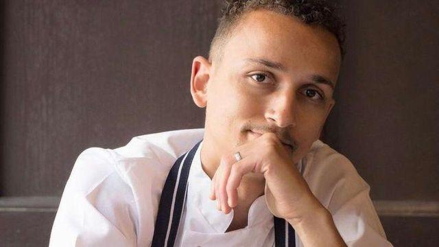 Thomas, chef in Cardiff