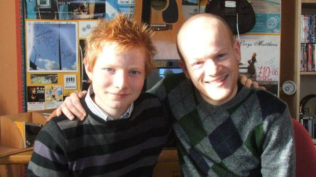 Ed and Gary
