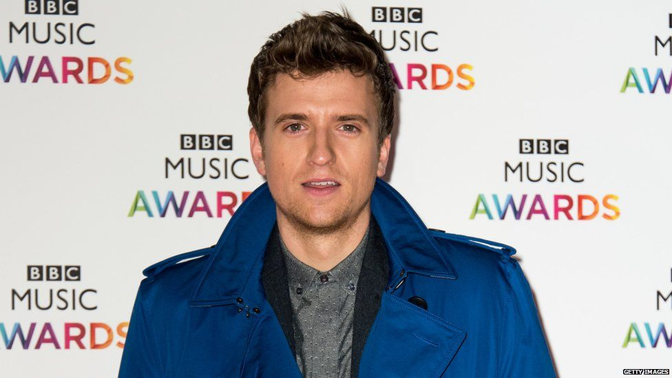Greg James presents the Official Singles Chart on BBC Radio 1 on Friday afternoons