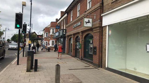 St Neots town centre