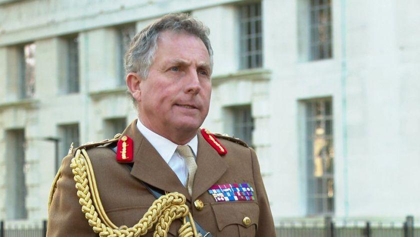 Sir Nick Carter