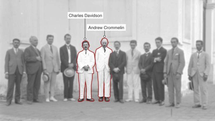 Equipo de científicos británicos, americanos y brasileños en Sobral
