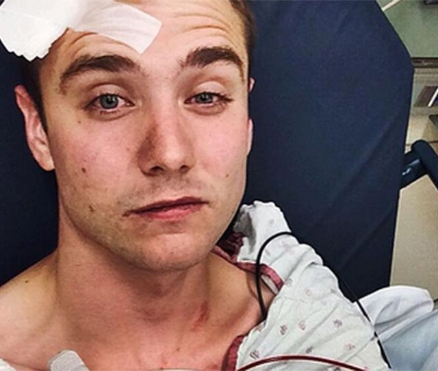 Police Claim Youtube Star Faked Gay Attack