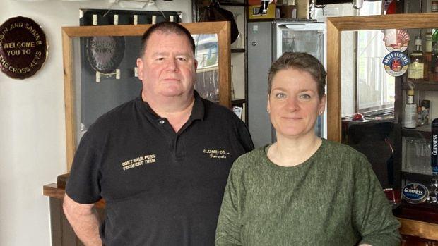 Robin Fitzpatrick and Sabine Löeber