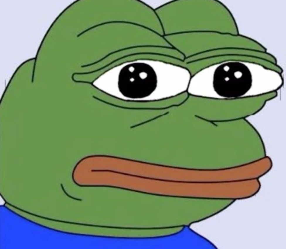 Pepe The Frog Meme Branded A Hate Symbol Bbc News
