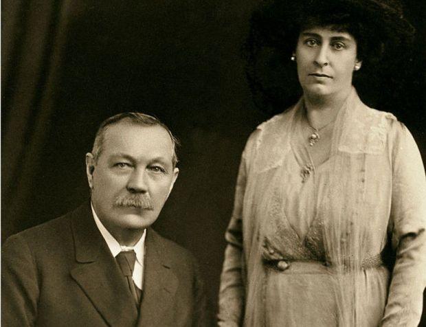 Arthur and Jean Conan Doyle