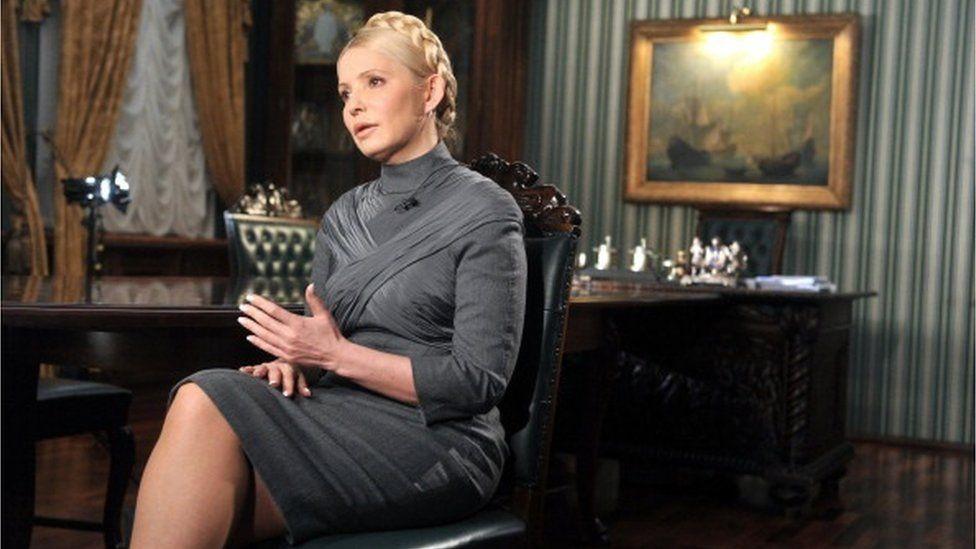 Орендований Юлією Тимошенко будинок кілька разів фігурував як тло для її інтерв'ю