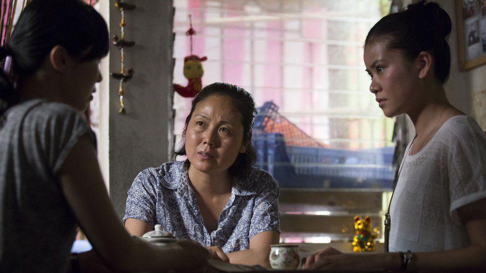Katie Leung in One Child