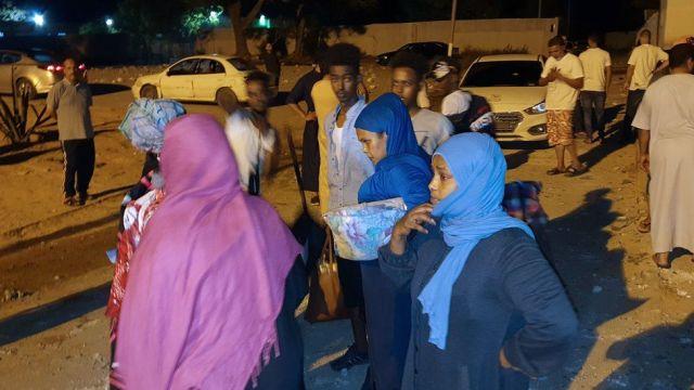 Image result for Libya conflict: Air strike kills 42 in Murzuq