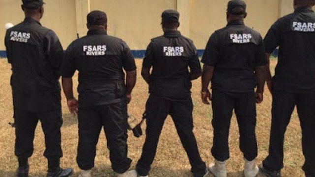 Nigeria police bin create Special Anti Robbery Squad to fight armed robbery plus violent crimes.