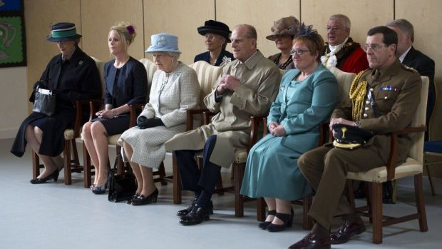 The Queen's Diamond Jubilee celebrations - the royal couple's fourth and final trip to Aberfan, a community they shared a special connection with