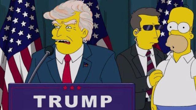 O que os criadores dos Simpsons dizem sobre quando a série 'previu ...