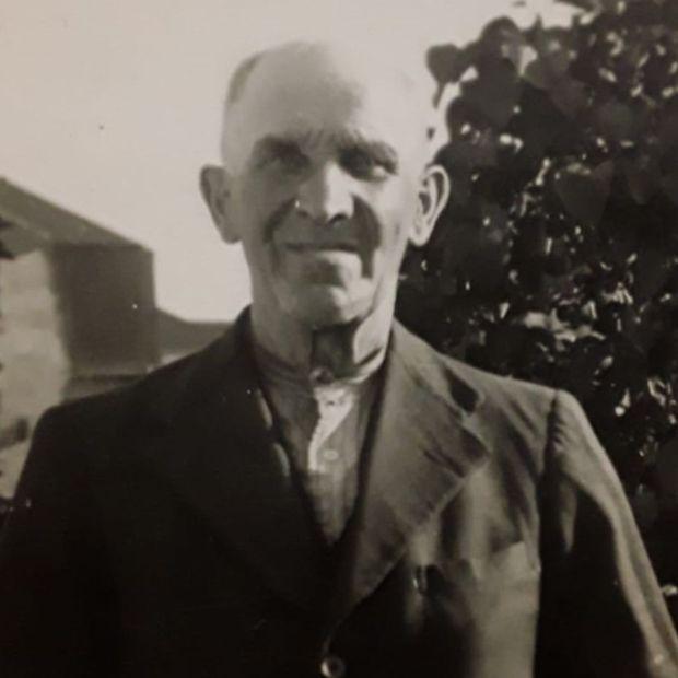 George Williams in 1950