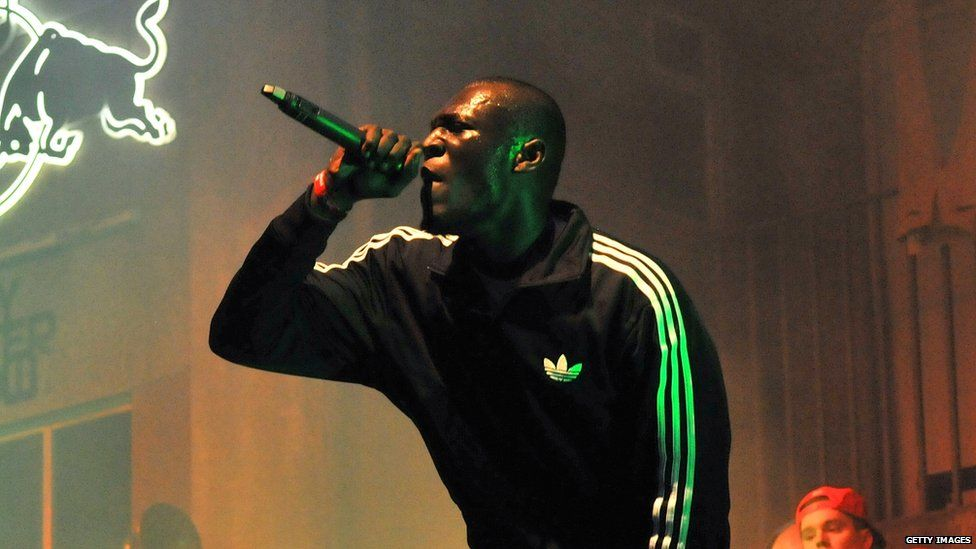 Stormzy has also had multiple tracks in the top 40 recently