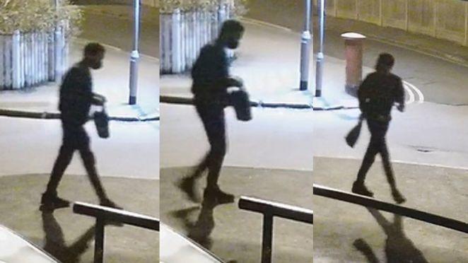 CCTV Richard Okorogheye