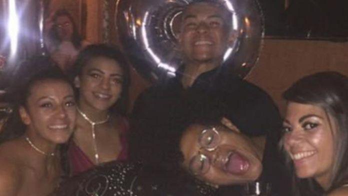 Josh and his siblings