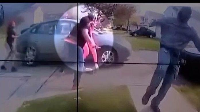 Ohio crime scene