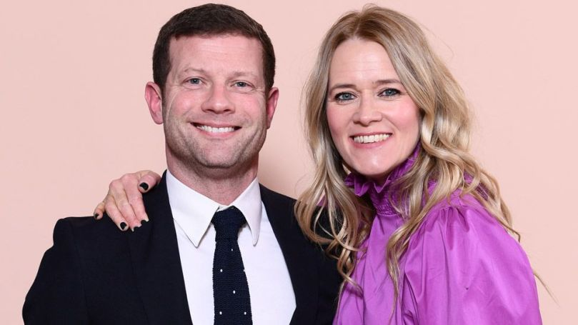 Dermot O'Leary and Edith Bowman