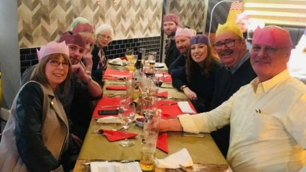 Rhian's Christmas in 2019