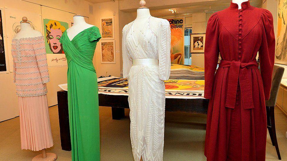 Платья Дианы служат вдохновением и для современных кутюрье