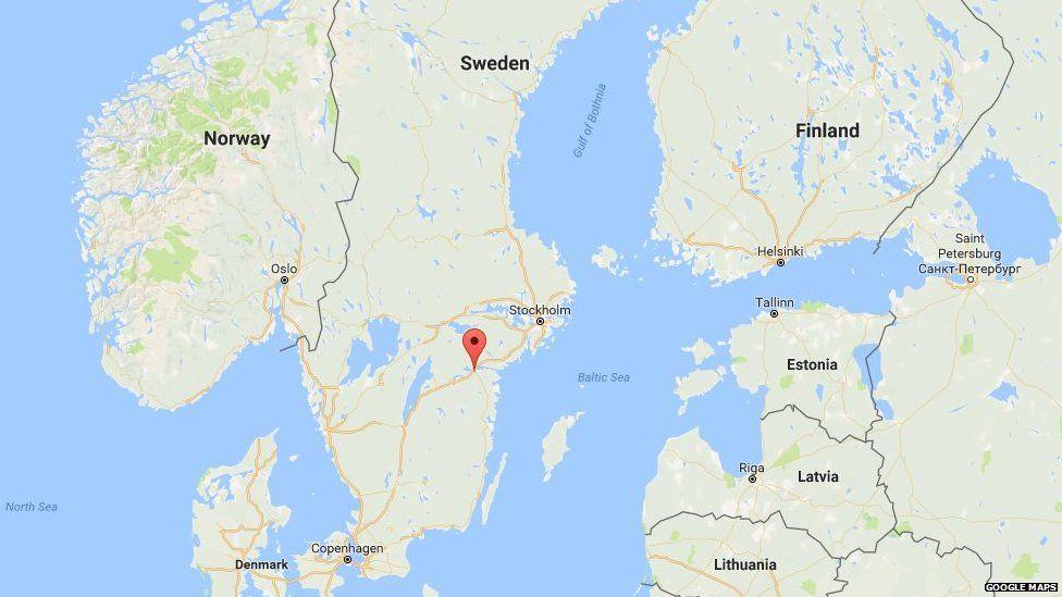 Norrköping in Sweden