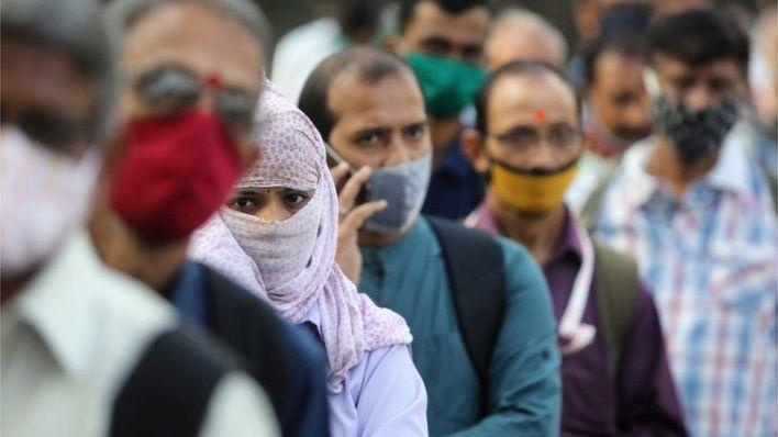 coronavirus: has the pandemic really peaked in india? - bbc news