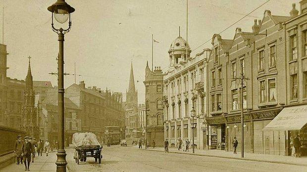 Listergate 1900