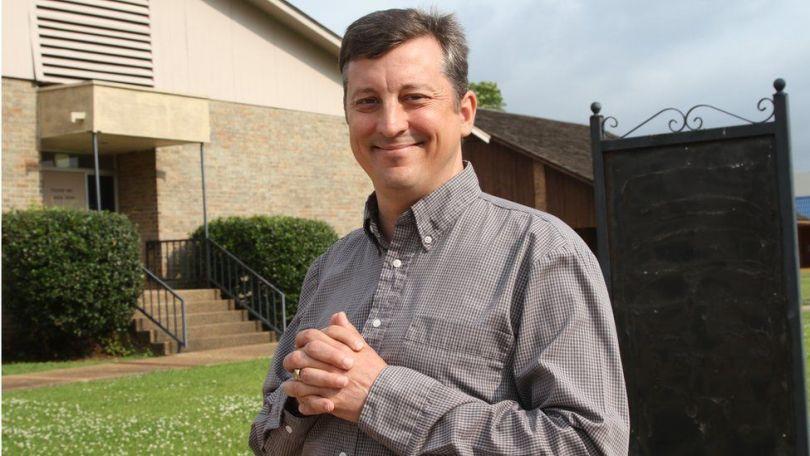 Chris Davis, porta-voz de grupo antiaborto