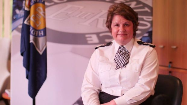 Gwent Chief Constable Pam Kelly