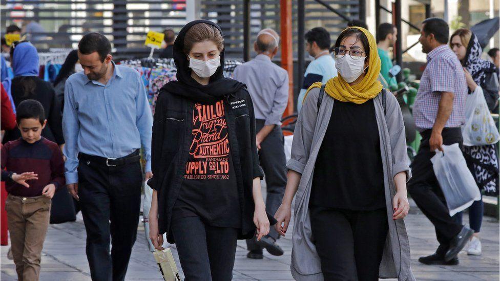 موج دوم کرونا در ایران: اعلام وضعیت قرمز در ۷ استان