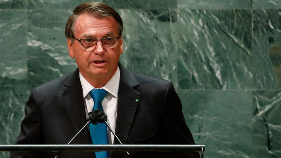 , Bolsonaro: Fact-checking claims by the Brazilian leader at UN, The Evepost BBC News