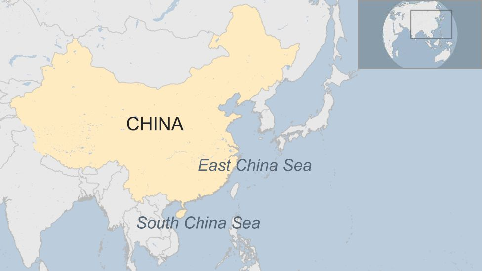 Chinese jets intercept US aircraft over East China Sea, US says ...