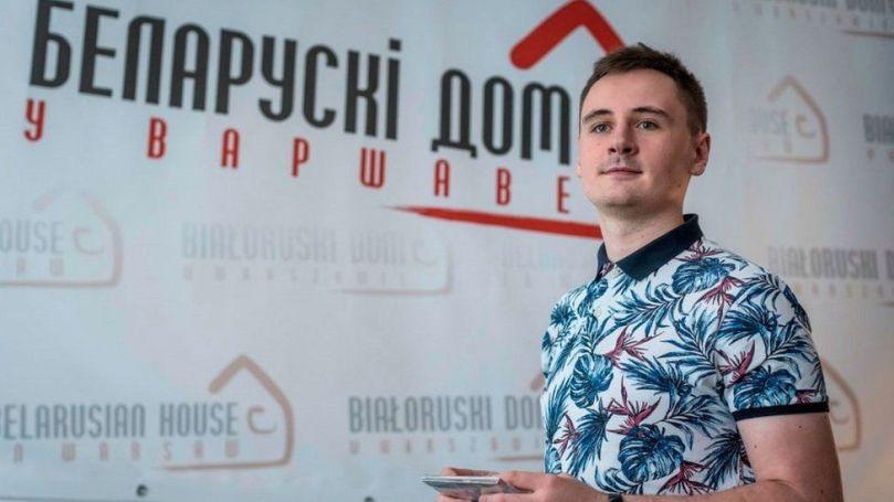 Stepan Putilo in Warsaw, 27 Aug 20