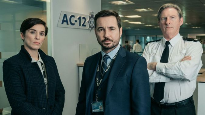Line of Duty: New series is 'scariest yet' - BBC News
