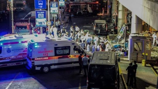 Istanbul Ataturk airport attack: 41 dead and more than 230 hurt - BBC News
