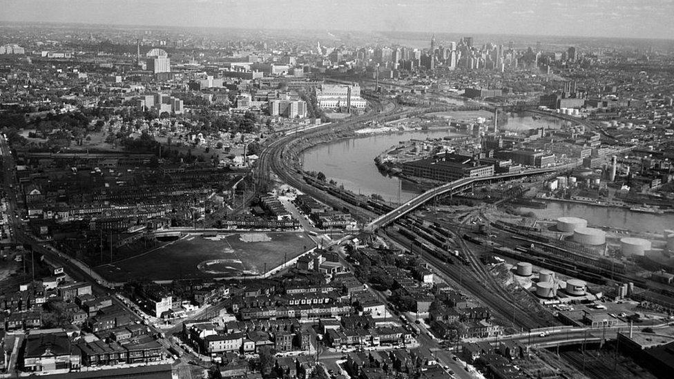 Philadelphia, 1950s