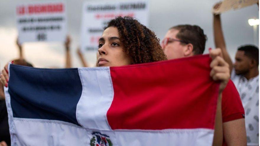 Protestas en República Dominicana: 4 puntos que explican las ...